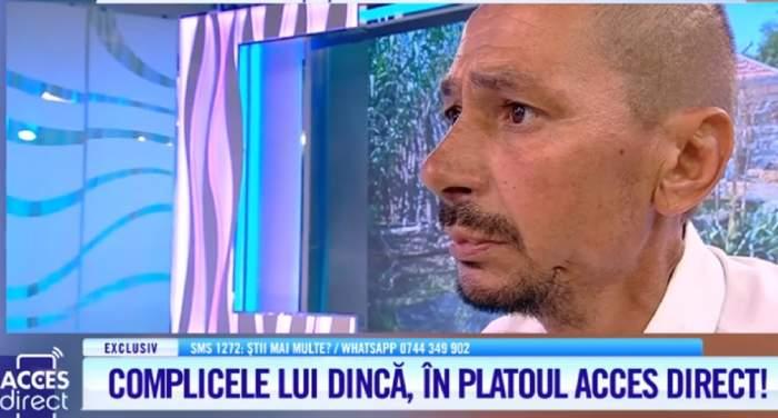 Cum explica Ştefan Risipiceanu, complicele lui Dincă, faptul că avea arsuri la mâini / VIDEO