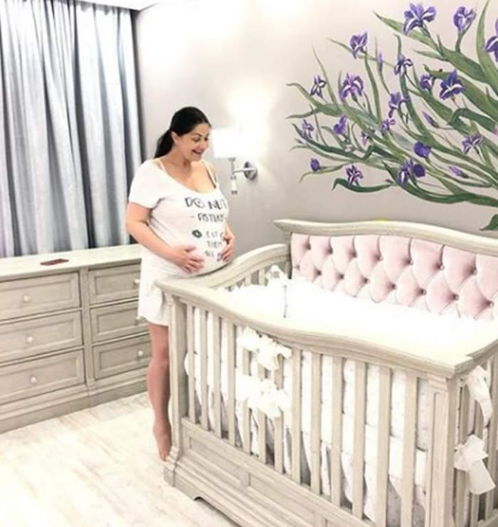 La ce metodă a apelat Gabriela Cristea pentru a afla ce sex are bebeluşul din burtică. Bucurie fără margini pentru vedeta de la Antena Stars