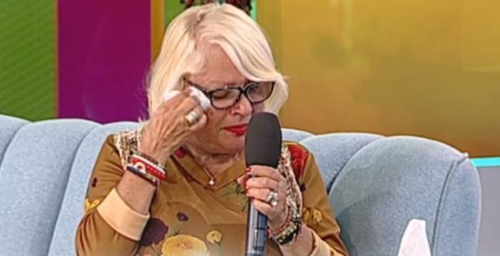 """Mirabela Dauer, în lacrimi în direct, la Star Matinal de Weekend! """"Mihai a murit cu zile, din cauza unei greșeli"""""""