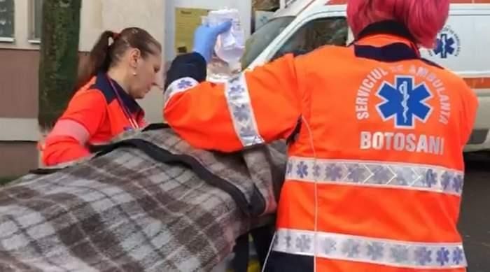 Primele imagini cu femeia din Botoșani care și-a ucis fiul de 17 ani! Ce a spus imediat cum a ajuns la spital / FOTO