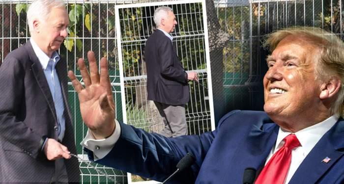 VIDEO PAPARAZZI / Imagini rare cu omul de încredere al lui Donald Trump! Iată ce face în timpul liber ambasadorul SUA în România