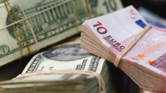 Curs valutar BNR, azi, 5 noiembrie. Euro se prăbușește, dolarul american și lira sterlină sunt în creștere