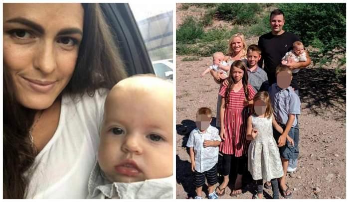 O femeie a murit, pentru a-și salva bebelușul dintr-un atac mortal. Nouă oameni și-au pierdut viața