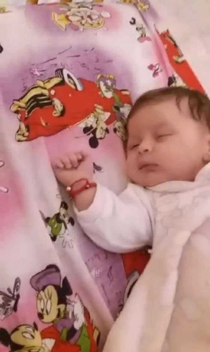 FOTO / Ce se întâmplă cu copilul Anei Maria, fata de 19 ani din Brăila, moartă după ce a născut. Familia este sfâșiată de durere!
