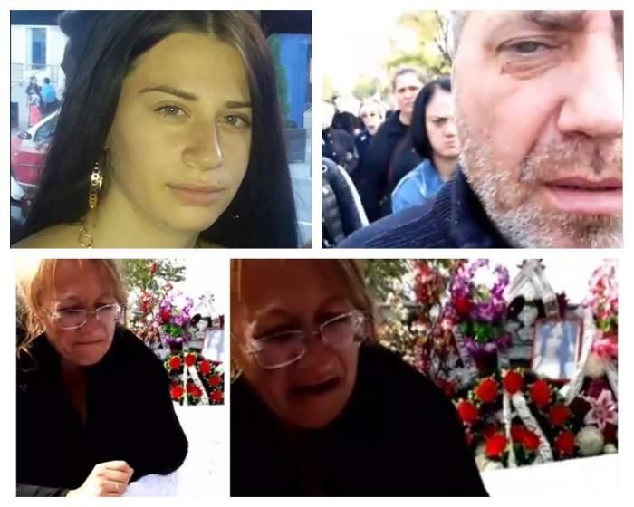 """Tatăl Anei Maria, tânăra de 19 ani din Brăila, moartă după ce a născut, sfâșiat de durere la căpătâiul fiicei: """"A venit lume la tine"""""""