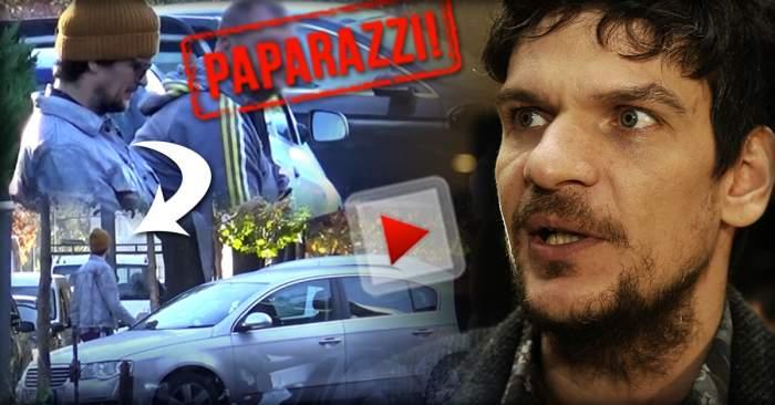 VIDEO PAPARAZZI / Tudor Chirilă, scandal de proporţii cu câţiva şoferi din Capitală! Poliţia a fost sesizată
