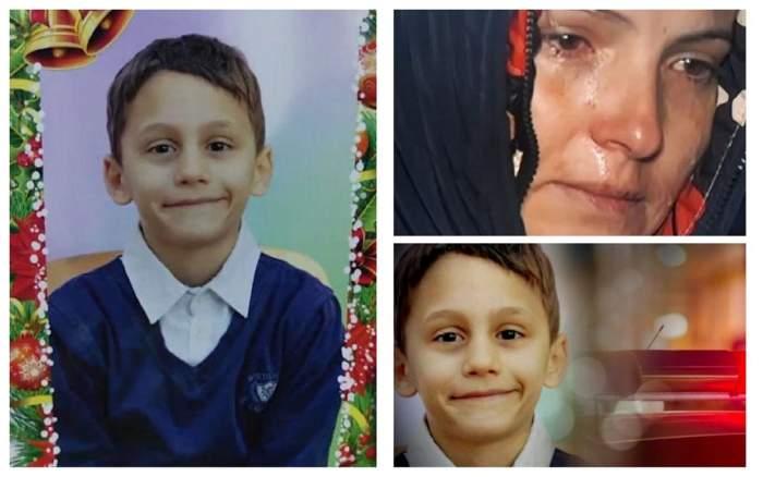 Mama lui Iulian, băiețelul găsit mort la Pecineaga, declarații sfâșietoare! O acuză pe mama vitregă a copilului că l-a bătut