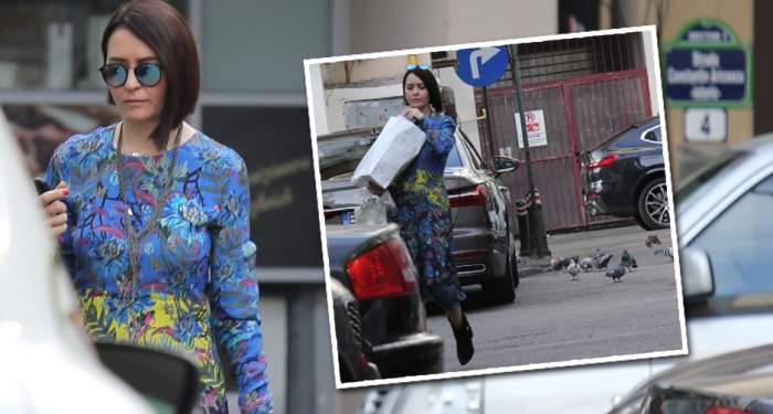 VIDEO PAPARAZZI / Amalia Năstase se ţine tare! Decizia pe care a luat-o după ce a slăbit 32 de kilograme