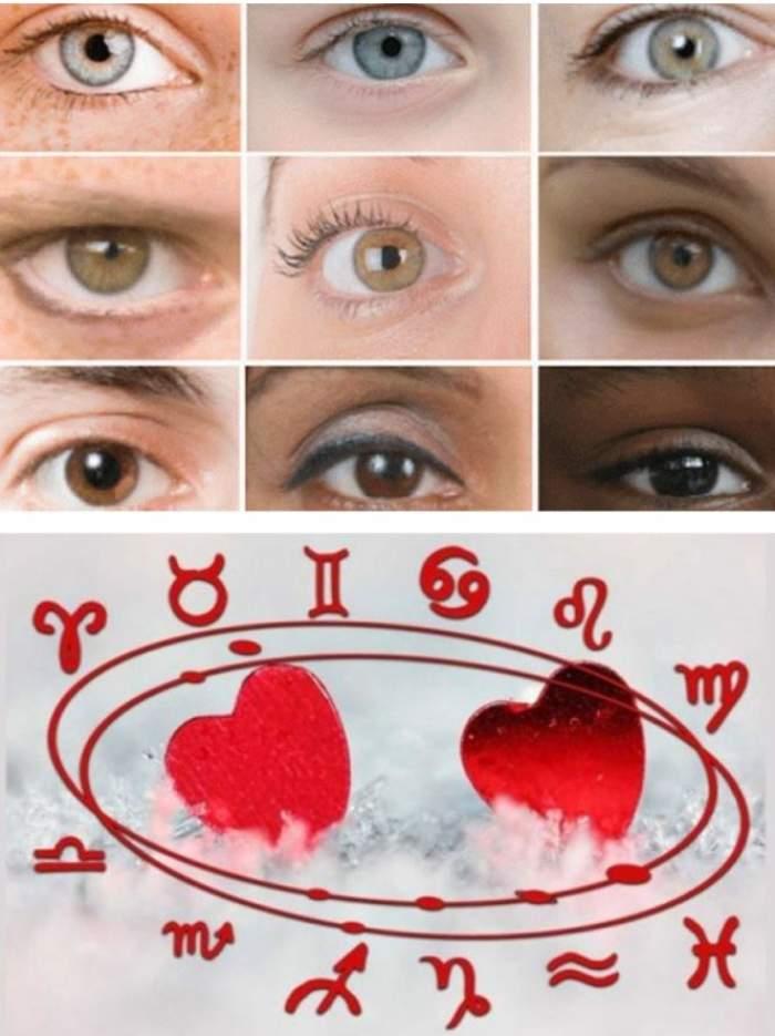 Compatibilitate zodii în funcţie de culoarea ochilor