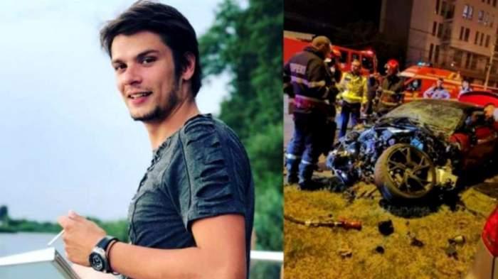 Mario Iorgulescu, lovitură de pe patul de spital! Iubita tânărului mort în accident iese la atac