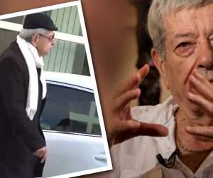 """Le dă clasă """"băieților de Dorobanți""""! Ion Dichiseanu știe cum să se întrețină, la 86 de ani. VIDEO PAPARAZZI"""