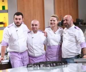 """Ea este cea mai sexy concurentă de la """"Chefi la cuţite"""". Rahela are 23 de ani şi l-a dat pe spate pe Chef Scărlătescu"""
