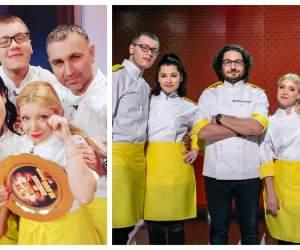 """Câţi bani a încasat familia Băitoi, după ce a câștigat sezonul special Chefi la cuțite: """"Iubirea este rețeta cea mai bună"""""""