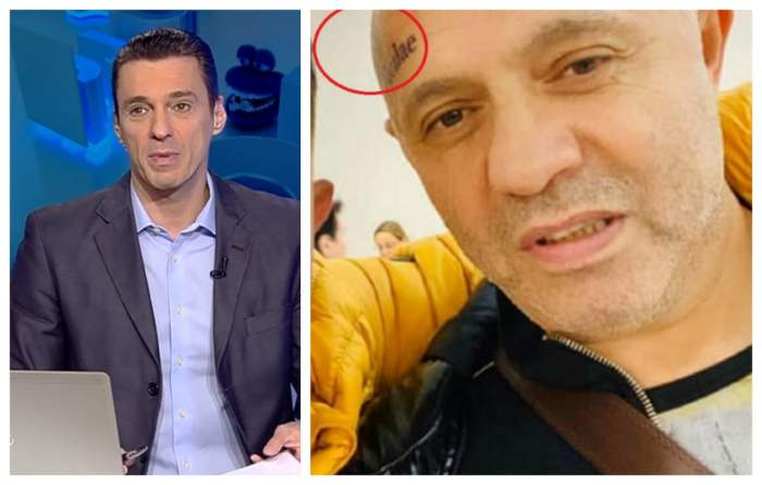 """Mircea Badea, atac dur la adresa lui Nicolae Guţă, după ce a aflat că are 11 copii şi un tatuaj pe frunte! """"Nu există ceva mai..."""""""