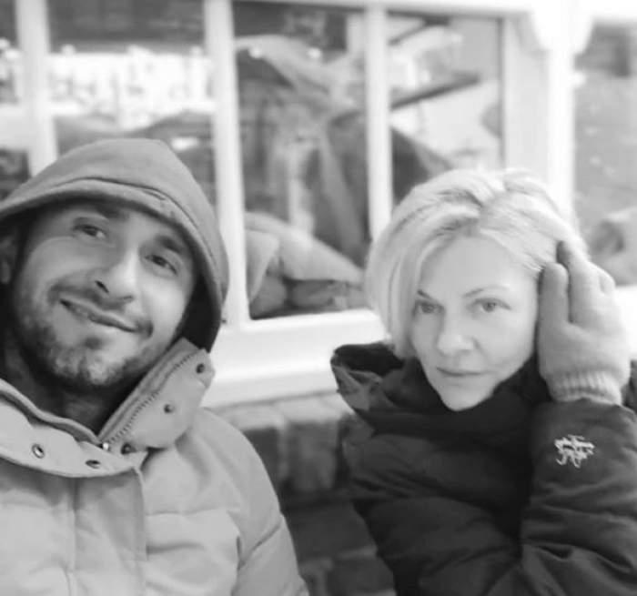 """Dana Nălbaru şi Dragoş Bucur, iubire cu năbădăi! """"Nu înseamnă că femeia e mai jos ca bărbatul sau bărbatul e mai sus"""""""