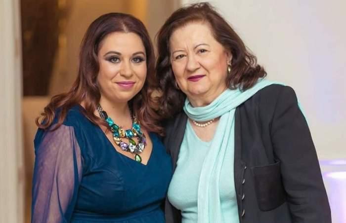 """Oana Roman, adevărul despre sănătatea mamei sale. Vedeta a povestit tot la """"Răi da' buni"""""""