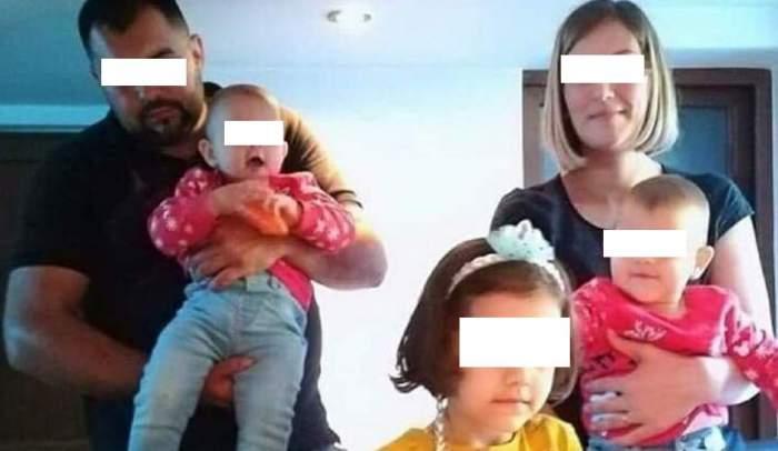 """Clipe cumplite pentru fetița de 5 ani a pădurarului ucis cu sânge-rece în Maramureș. """"I-au apărut fire cărunte, e groaznic"""""""