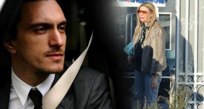 VIDEO PAPARAZZI / Imagini rare cu fosta soţie a lui Dragoş Săvulescu! Care e grija numărul unu a Rodicăi Ghionea