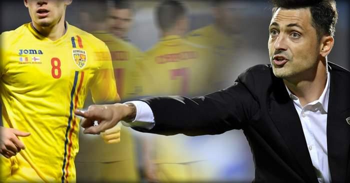 EXCLUSIV! El e alesul! Fotbalistul în jurul căruia Mirel Rădoi vrea să reconstruiască echipa naţională