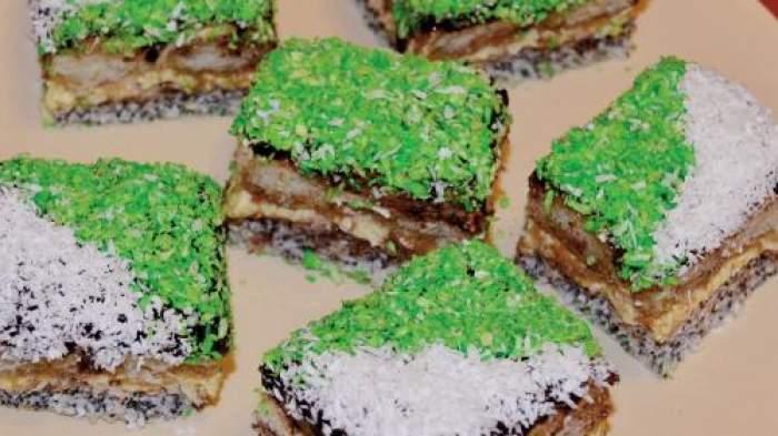 Prăjitura care a câștigat inima românilor de Crăciun! Crăciuniţa e favorita gospodinelor