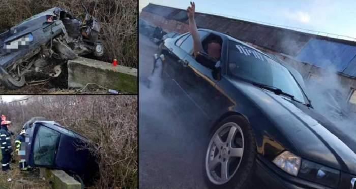 Copil de 16 ani, moarte cumplită, de Crăciun! A pierit într-un groaznic accident auto