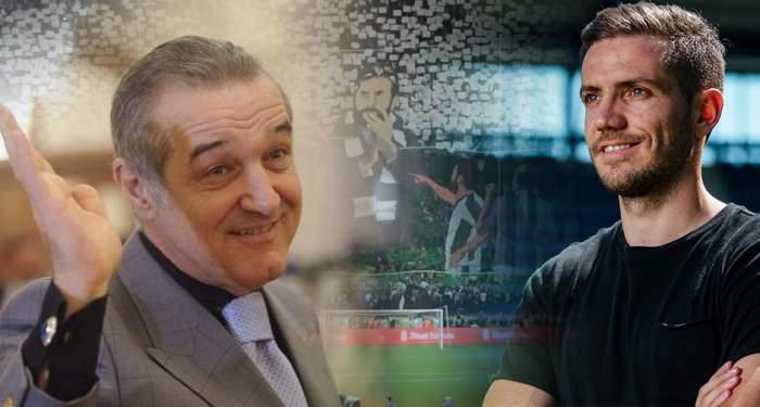 EXCLUSIV! Gigi Becali poate să-şi ia gândul de la Alex Chipciu! Ofertă de senzaţie primită de internaţionalul român