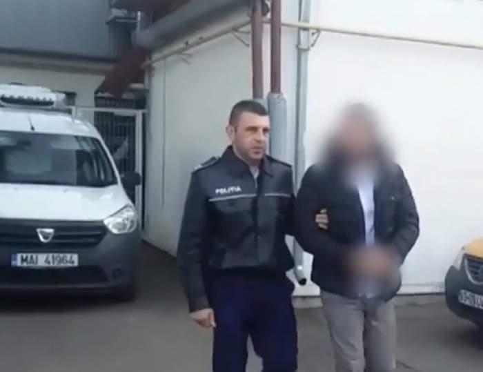 Poliţist din Piteşti, bătut în secţie de suspectul adus la audieri