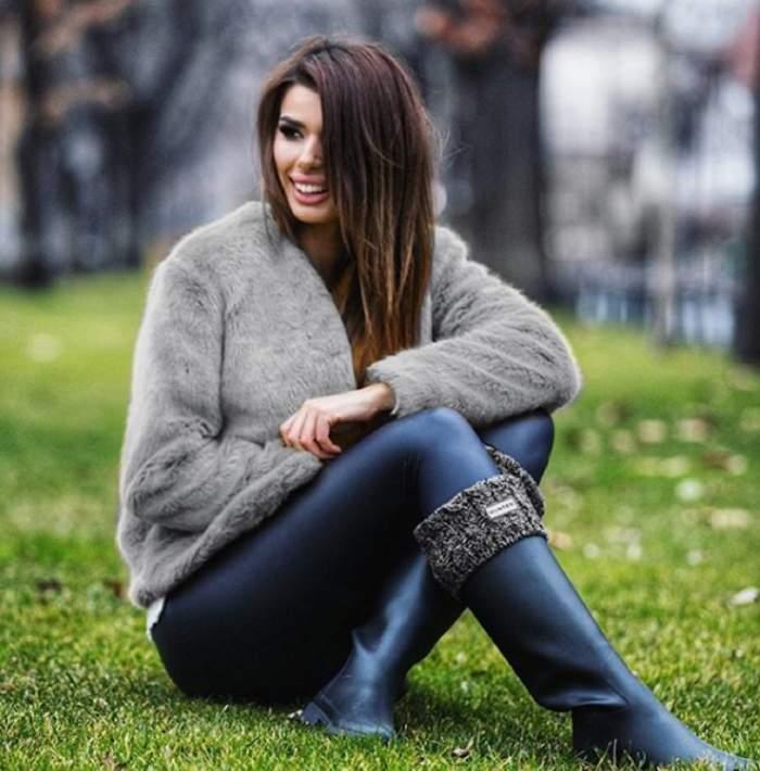 Ioana Filimon, Crăciun printre milioane şi milionari! A dat uitării scandalul cu iubitul turc / VIDEO