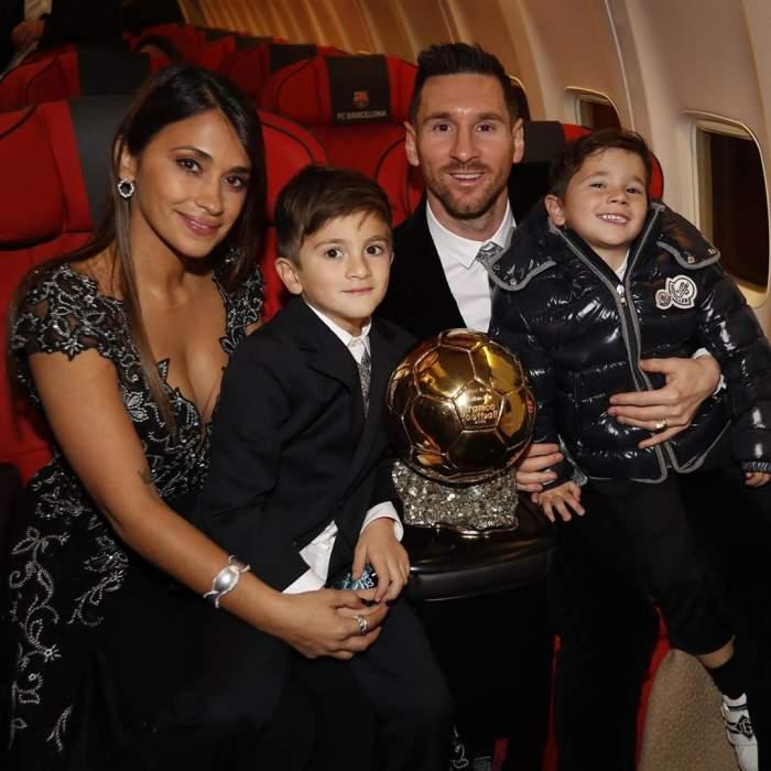 Povestea incredibilă de viaţă a lui Lionel Messi. Drumul de la sărăcie, la cel mai bun fotbalist din lume!