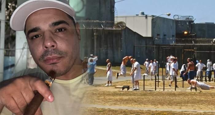 Românul care a speriat America, show total într-o puşcărie din California! Imagini incredibile