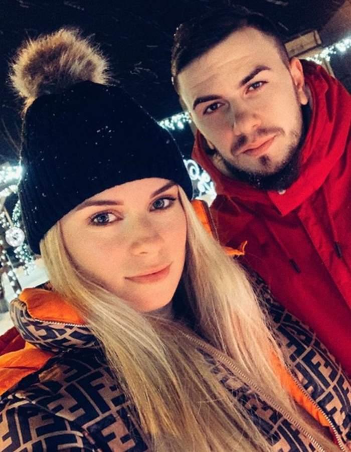 Elly și Cristian, vacanță de vis, departe de București. Imagini de poveste cu foștii concurenți de la MPFM / GALERIE FOTO