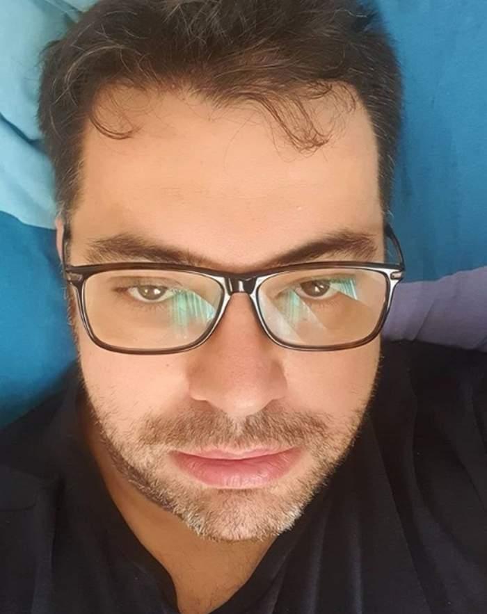 Clipe grele pentru Răzvan Popescu, înainte de Revelion. Prezentatorul de la ''Star Matinal'' s-a îmbolnăvit