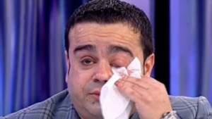 Clipe dramatice pentru Adrian Minune, după ce a făcut accident în Capitală. Manelistul și-a distrus bolidul