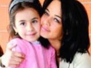 Ea este fetița secretă a Andreei Raicu. ''M-a făcut să simt ce înseamnă să fii mamă''