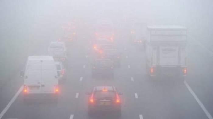 Atenție, șoferi! Cod galben de fenomene meteo periculoase, în mai multe județe din România