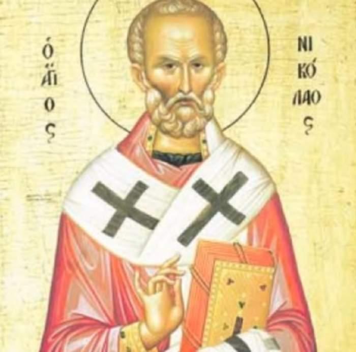 Calendar ortodox, vineri, 6 decembrie. Cea mai puternică rugăciune pe care trebuie să o spui, de Sfântul Nicolae