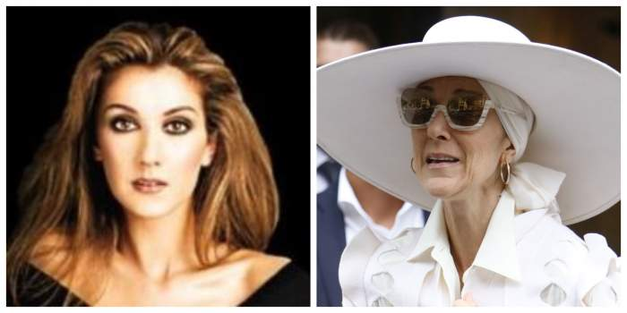 FOTO / Îţi mai aminteşti cum arăta Celine Dion în tinereţe? La 51 de ani, artista este de nerecunoscut