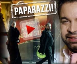 VIDEO PAPARAZZI / Primele imagini cu Florin Salam după ce a fost internat într-un spital din SUA! Celebrul manelist, momente uluitoare, la ceas de seară