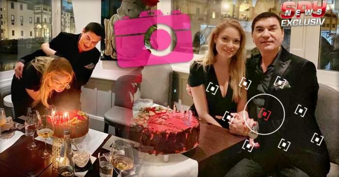 EXCLUSIV. Imagini de colecție de la ziua de naștere a Valentinei Pelinel! Așa a surprins-o Cristi Borcea