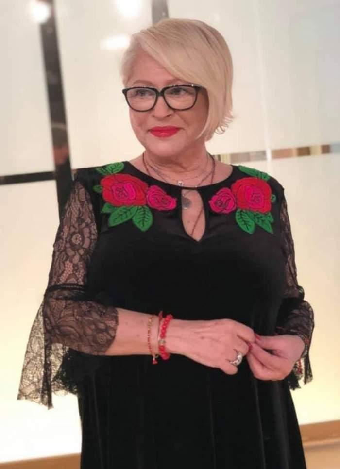 Mirabela Dauer a fost bătută și amenințată cu moartea. Drama de neimaginat a îndrăgitei artiste