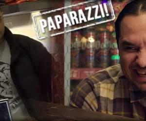 """VIDEO PAPARAZZI / """"Dorel"""" din """"Las Fierbinţi"""", filmat în cea mai neaşteptată ipostază! În viaţa actorului, nimic nu e ceea ce pare"""