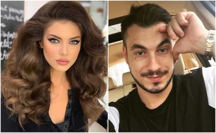 """Primele declaraţii ale lui Alex Piţurcă despre relaţia cu Cristina Ich: """"Sunt cel mai fericit om"""""""