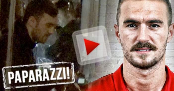 VIDEO PAPARAZZI / A fost bun de cinste! Cum a sărbătorit Marius Alexe revenirea în fotbalul românesc