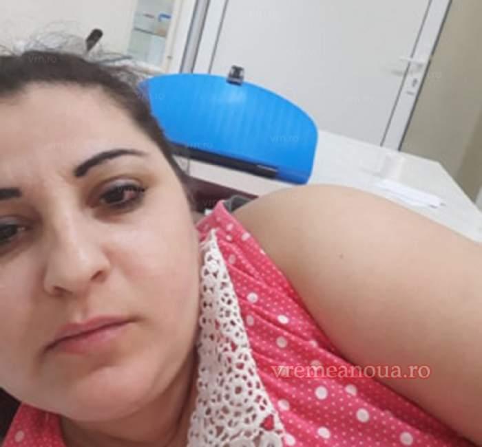 """Controversă la spitalul din Bârlad. Bebeluş """"invizibil"""" pentru medici, dureros pentru mamă"""