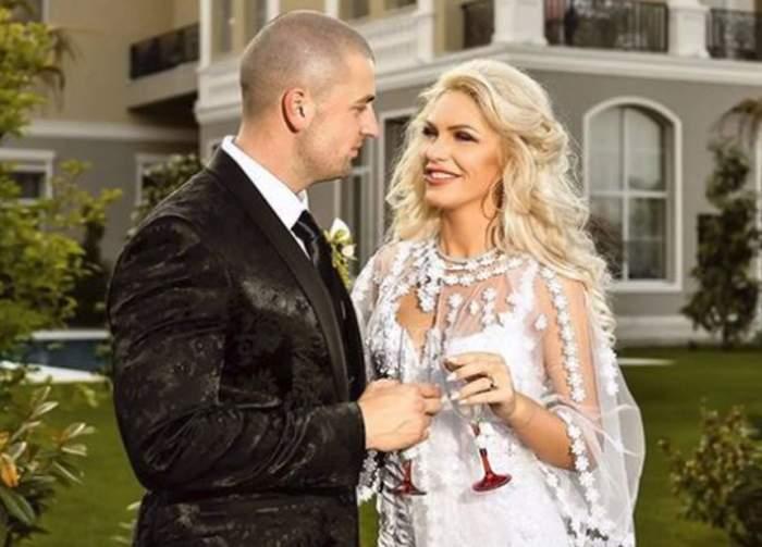 """FOTO / Hannelore, ce spui de asta? Bogdan de la """"Insula Iubirii"""" pare că și-a tatuat inițialele blondinei, pe mână"""