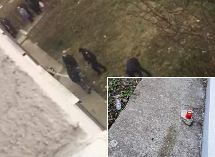 Tragedie în Giurgiu! O femeie s-a aruncat de la etajul 4 al blocului în care locuia