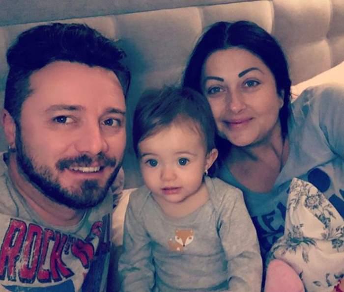 Ce nume va purta cea de-a doua fetiță a Gabrielei Cristea și a lui Tavi Clonda
