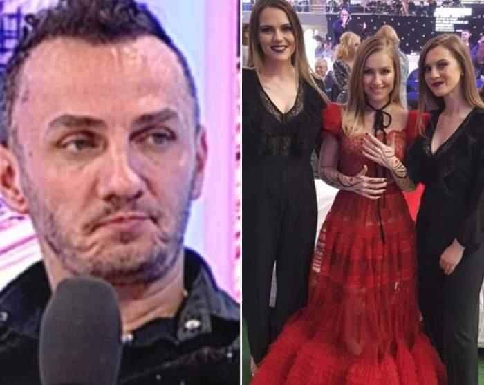 """Mihai Trăistariu, prima reacţie după ce s-a aflat câştigătoarea Eurovision România. """"Am plâns"""""""