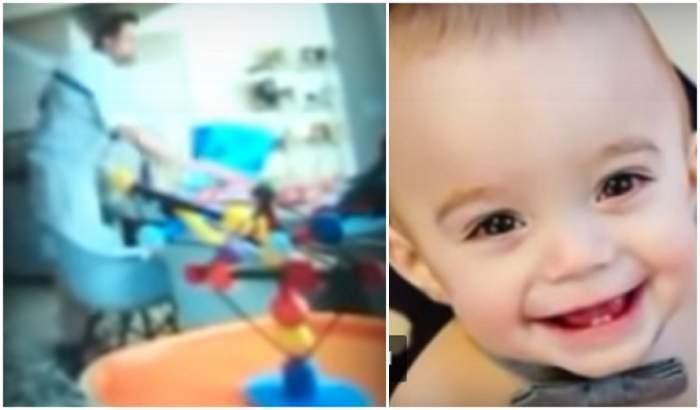 VIDEO / Un dentist i-a omorât bebelușul iubitei, după ce l-a călcat în picioare