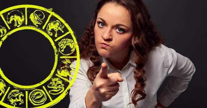 Cea mai rea femeie din zodiac! Face doar ce vrea și încearcă mereu să te manipuleze